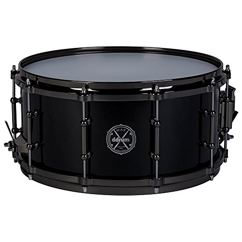 ddrum MAXSD65X14PB Marching Tom Piano Black by Ddrum