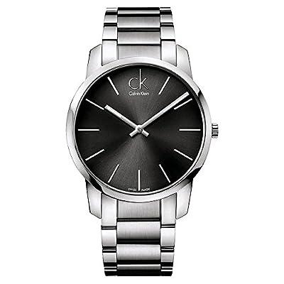 Calvin Klein Watch K2g21161 City Black