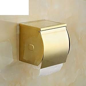 El acero inoxidable titular de toalla de papel/rebobinadora/titular de papel higiénico/caja de pañuelos/Caja de tejidos Ronda/cajas de pañuelos cuadrados