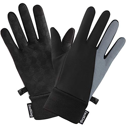 Winter Gloves,Touch Screen Gloves Cold Weather Warm WindproofGloves Outdoor Running Cycling Lightweight Gloves for Men Women
