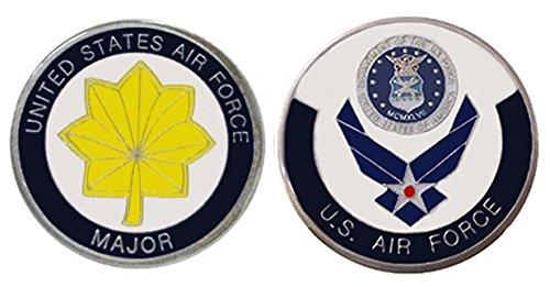 Air Force Officer Ranks - Major