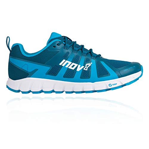 Inov8 Men's Terraultra 260 Running Shoes Blue/White M11