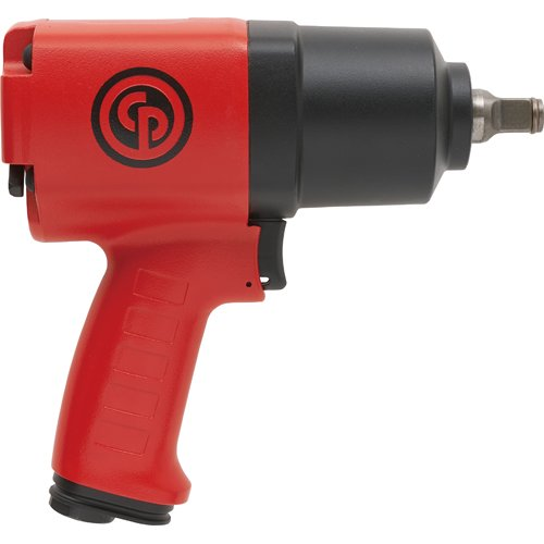 Chicago Pneumatic CPTCP7736 CP7736 Industrial Duty Air Impact Wrench, 1/2 Square Drive Size 51 to 570 - Air Industrial Duty
