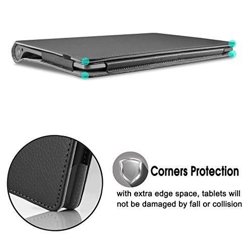 Infiland Lenovo Yoga Tab 3 Pro 10 Teclado Caso, Premium ...