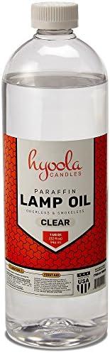 Liquid Paraffin Lamp Oil Smokeless product image