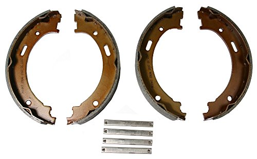 Jeep Brake Grand Cherokee Emergency - Monroe BX843 Parking Brake Shoe