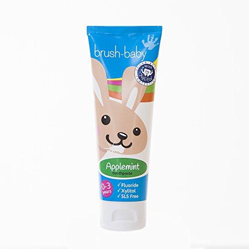 Brush Baby - Zahnpasta Für Kleinkinder
