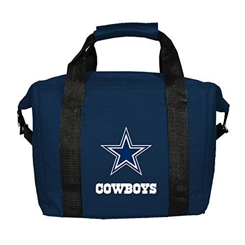 Kolder Dallas Cowboys Cooler - NFL Dallas Cowboys Soft Sided 12-Pack Kooler Bag