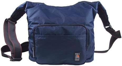 AC540BL Blue Ape Case Envoy Compact Messenger-Style  Case for Camera