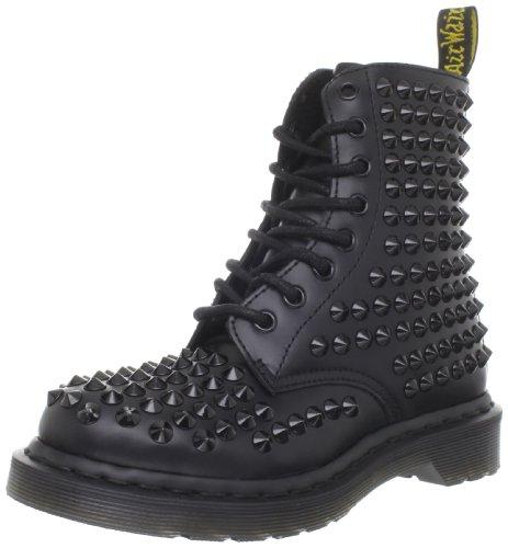 Dr. Martens Womens Spike Boot Noir