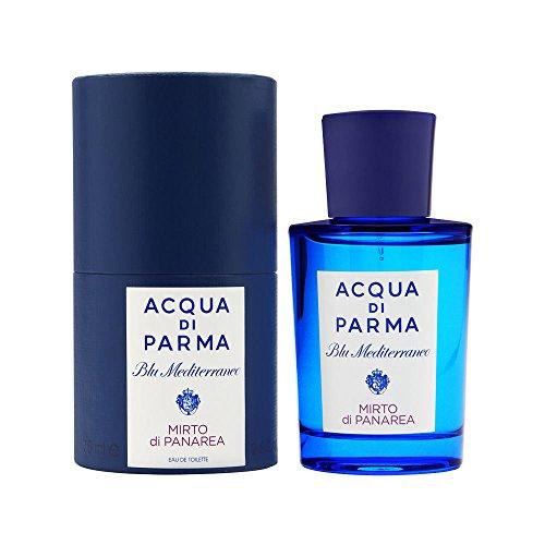 Acqua Di Parma Blue Mediterraneo Mirto Di Panarea Eau de Toilette Spray, 2.5 Ounce
