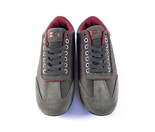 Levi's apos;s Fashion/Mode–Lompoc Lettering Grey–Light Grey cheap sale classic JQwYwix2A