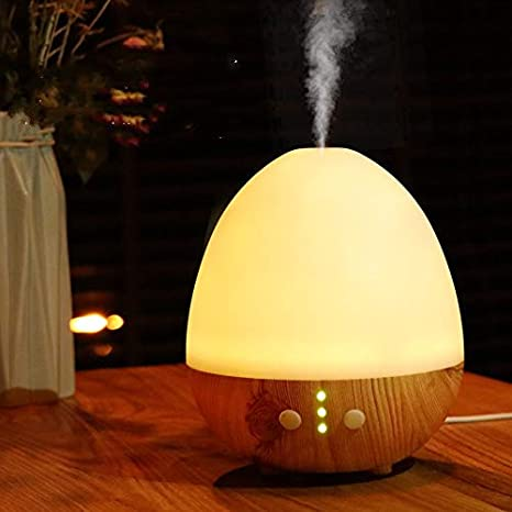 XINGC Tipo de Huevo Grano de Madera lámpara de Incienso pequeño ...