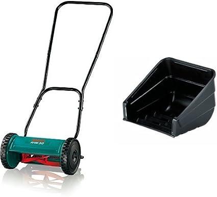 Bosch AHM 30 - Cortacéspedes manual + Caja AHM 30: Amazon.es: Bricolaje y herramientas