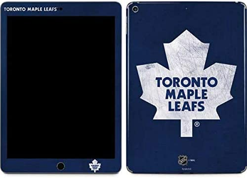 Amazon Com Skinit Decal Tablet Skin For Ipad 7th Gen 2019 Officially Licensed Nhl Toronto Maple Leafs Distressed Design Electronics