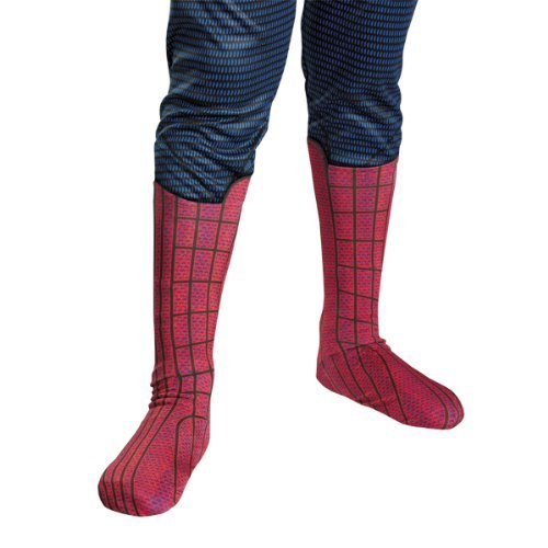Spider-Man Movie Child Boot Covers (Standard)