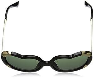A.J. Morgan Women's Heartstomper Round Sunglasses