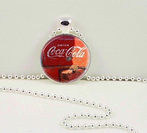 Coca Cola Pendant (Coca Cola Necklace)