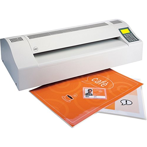 GBC Professional Laminator, Thermal Pouch, 18'' Max Width, 1.5 - 10 Mil, HeatSeal H700 Pro (1700500) by GBC