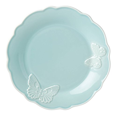 - Lenox Butterfly Meadow Carved Blue 9