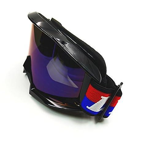 HUWQX Harley-Davidson motos Cross cascos gafas viento prevención y arena polvo gafas , 1: Amazon.es: Deportes y aire libre