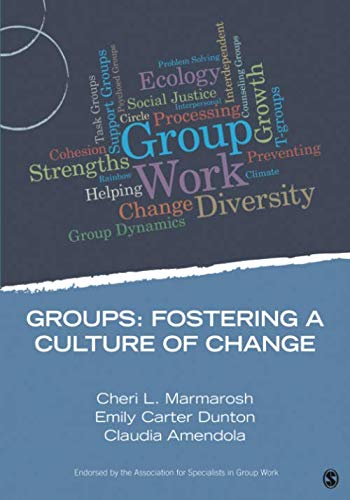 Groups:  Fostering a Culture of Change (Group Work Practice Kit)