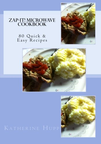 Price comparison product image Zap-It! Microwave Cookbook 80 Quick & Easy Recipes