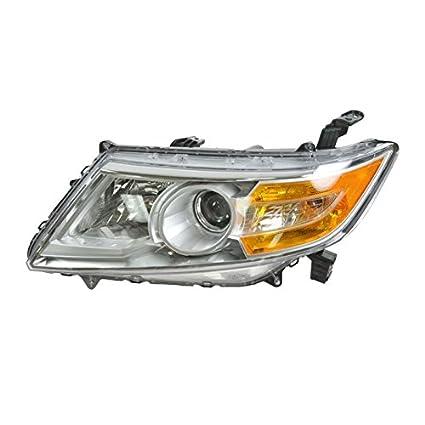 Xenon HID Type Fits 2010 2011 2012 Altima 4 Door Sedan Driver Left Headlight
