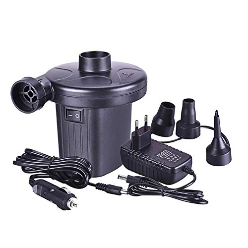Blentude Electric Air Pump, Car Dual-use Electric Air Pump, Pneumatic Pumping, Environmental Protection ABS Material-EU: Amazon.co.uk: Kitchen & Home