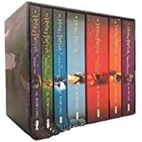Harry Potter Seti (7 Kitap Kutulu)