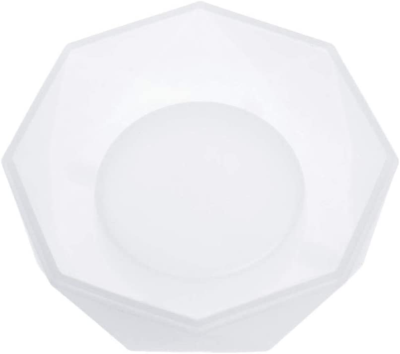YU-NIYUT Silicone Mold Craft Ashtray Epoxy Resin Plaster Cement DIY Jewelry Making Cake Durable and Easy to Use DIY Fun