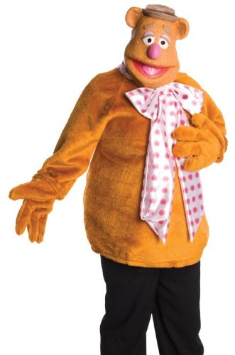 Fozzie Bear Costume - Standard - Dress Size 10-12
