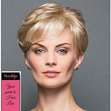 Lyric Top Piece Color R2 Ebony Raquel Welch Wigs 5 Short Curly Hair Topper Vibralite