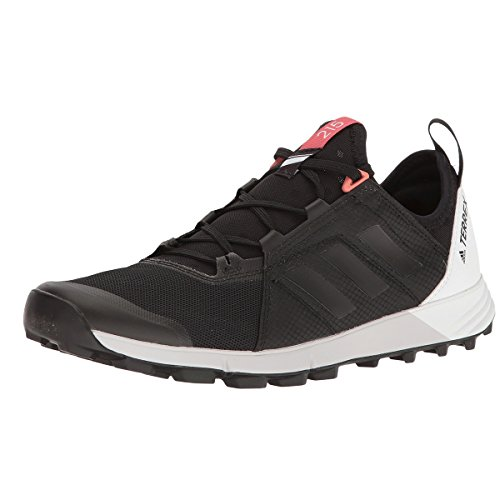 adidas Outdoor Terrex Agravic Speed - Women's Black/Black/White (10)