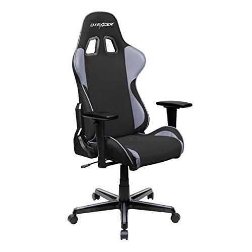 DXRacer Formula Series Gaming Chair - Black/Grey F11-NG