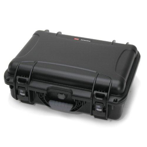 Nanuk 925 Case with Cubed Foam (Silver)