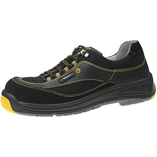 Abeba Static Control ESD S1 - Zapatillas antiestáticas, color negro negro - negro