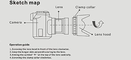 24-85mm For the Canon 17-85mm 67mm Digital Pro UltraPro PREMIUM Digital Tulip Flower Lens Hood Bundle 70-200 4.0 Lenses. Includes Flower Tulip Lens Hood Lens Cleaning Pen Lens Cap Keeper