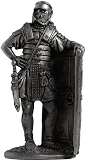 English Knight Sir Hugh Culwley Tin Toy Soldiers Metal Sculpture Miniature Figure Collection 54mm M99 scale 1//32