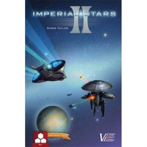 Victory Point Games Imperial Stars II - Space Exploration and Conquest Boxed Board ()
