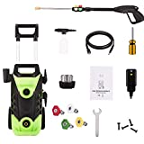 Zolko 3000 PSI 1800W 2.4 GPM Electric Pressure Washer High Pressure Cleaner Cleaning