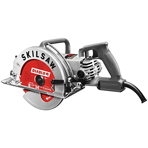 SKILSAW 8-1 4 In. Aluminum Worm Drive