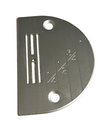 Juki Original Needle Plate/Throat Plate (For Juki Single Needle Industrial Sewing Machines) Juki Genuine Part - Made in Japan