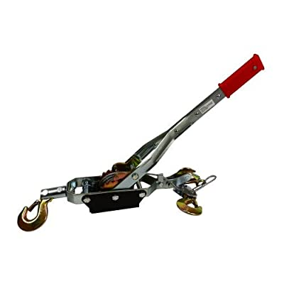 Offroad Winch Winch Manual Off Road Winch Crank (3-Hook 4-Ton Capacity)