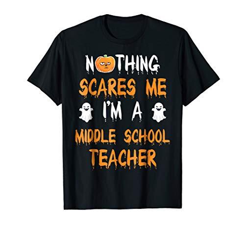 MIDDLE SCHOOL TEACHER Halloween Costume Gift