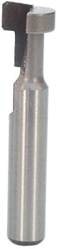 Whiteside Router Bits 3050 Keyhole Bit with 3//8-Inch Large Diameter and 7//16-Inch Cutting Length