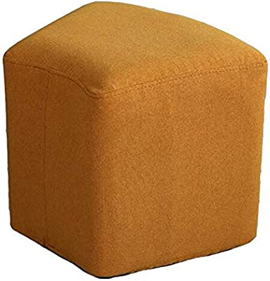 Sensational Amazon Com Qqxx Footstools Shoes Stool Modern Sofa Stool Creativecarmelina Interior Chair Design Creativecarmelinacom