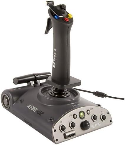 PC/Xbox 360 - Mando Para Simulación De Vuelo: Amazon.es: Videojuegos