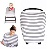 Kyapoo Multi-Use Nursing Cover, Stroller Cover, Car Seat Canopy & Scarf Deal
