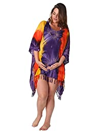 Ingear Swimsuit Poncho Maternity Cover Up